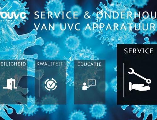 Betrouwbare UVC apparatuur. Help, waar moet ik op letten?