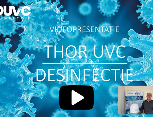 Videopresentatie THOR UVC