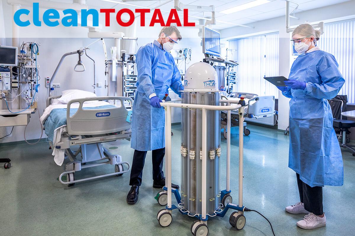 UVC Clean Totaal